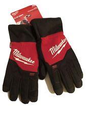 Milwaukee 48-73-0032 Winter Performance Gloves - 9 L New