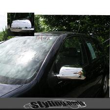 VW GOLF III CABRIO SEAT LEON IBIZA CORDOBA GOLF IV    SPIEGELKAPPEN IN CHROM NEU