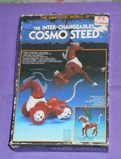 vintage INTER-CHANGEABLES COSMO STEED EMPTY BOX only