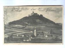Alte AK Absichtskarte Holzhausen unter der Wachsenburg Thüringen selten 1916