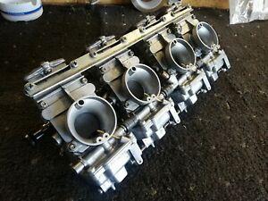 Mikuni flachschiebervergaser 34mm Carburetor Suzuki GSXR 750