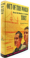 Lowell Thomas, Jr OUT OF THIS WORLD  1st Edition 1st Printing
