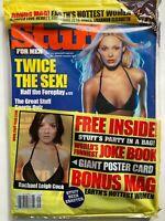 MELISSA BROWN September 2000 STUFF Magazine +HOTTEST WOMEN SUPPLEMENT New