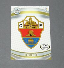 BLASON ECUSSON ELCHE C.F. ESPAGNE PANINI CARD MGK FOOTBALL LIGA 2007-2008