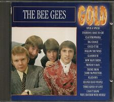 CD COMPIL 14 TITRES--THE BEE GEES--GOLD
