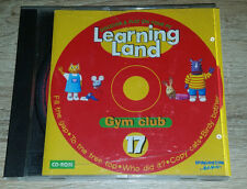 LEARNING LAND-DISCOVER & PLAY ON YOUR PC-CD-ROM 17# *GYM CLUB*