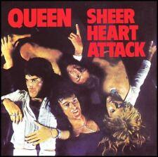 QUEEN - SHEER HEART ATTACK D/Remastered CD ~ KILLER 70's ~ FREDDIE MERCURY *NEW*