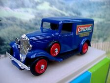 1/43 Eligor (France)   Citroen camionnette 500k 1934 Cinzano
