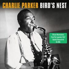 Charlie Parker BIRD'S NEST Best Of 50 Songs ESSENTIAL COLLECTION New Sealed 2 CD