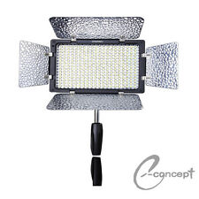 Yongnuo YN-300 II YN300-II LED Studio Video Light Adjustable Color Temperature