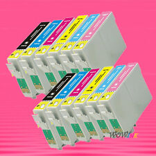 12P T078 INK CARTRIDGE for Epson Stylus R580 R595 RX680