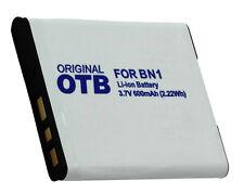 Akku für Sony Cyber-shot DSC-WX100, DSC-WX150, DSC-WX200 - NP-BN1