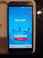 HTC One M9 - 32GB - Gunmetal Silver Smartphone - Used