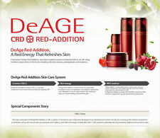 Charmzone DeAge RED-ADDITION 4 Kind Set Anti-Age Lotion Plus Two Free Gift