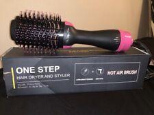 One-Step Hair Dryer & Volumizer, Brush 2in1 Blow dryer, Hair Straightener, Iron