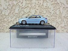 Alfa Romeo GT 2003 Bleu clair métallisé 1/43 Minichamps 400120324