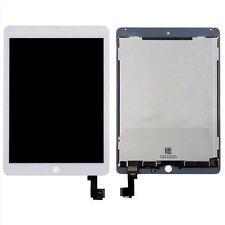 ORIGINALE Apple ASSIEME SCHERMO LCD TOUCH PER IPAD AIR 2nd 2 Gen a1566 Bianco Nuovo