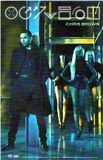 CHRIS BROWN FORTUNE  rare promotional poster