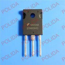 1PCS IGBT FAIRCHILD/INTERSIL/HARRIS TO-247 HGTG20N60A4D 20N60A4D G20N60A4D
