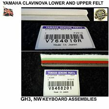 Yamaha Clavinova Felt set for CLP CVP Digital Piano GH3 NW NL2 NWGKS V8468201
