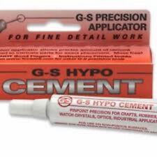 GS Hypo Cemento 9ml (x5)