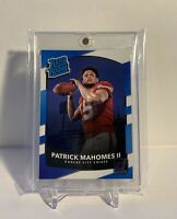2017 Panini Donruss Rated Rookie PATRICK MAHOMES II #327 Kansas City Chiefs