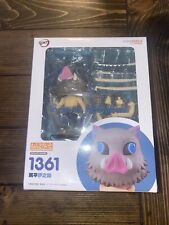 Demon Slayer Inosuke Hashibira Nendoroid - NIB In Hand USA Seller