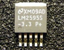 4x LM2595S-3.3 SIMPLE SWITCHER Power Converter, National Semiconductor