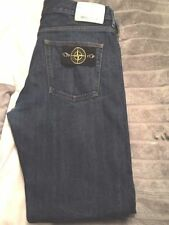 Stone Island Long Tapered Rise 34L Jeans for Men