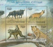 Tiere Afrikas Togo postfrisch 2744