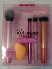 Real Techniques By Sam & Nic Brush Set 01786 Brand New Free Shipping