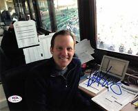 Len Kasper signed 8x10 photo PSA/DNA Chicago White Sox Autographed