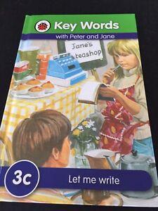Ladybird Key Words Reader 3c Let Me Write