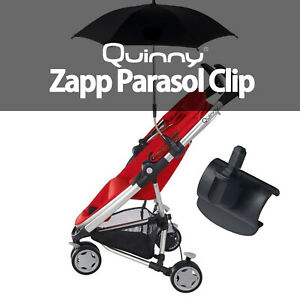 NEW and Official Boxed QUINNY Zapp Parasol Clip
