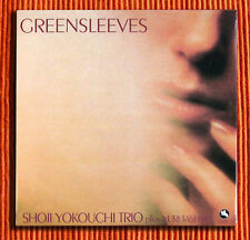 SHOJI YOKOUCHI TRIO - GREENSLEEVES   Numbered Limited 180g Audiophile LP  SEALED