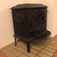Jotul F8, Black cast iron  Norwegian stove/Woodburner