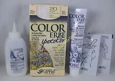 COLORERBE IPOCOLOR Tinta TINTURA capelli in crema 60ml color 20 SUPER SCHIARENTE