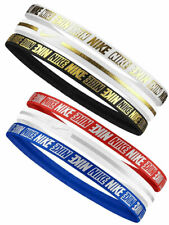 Nike 3 Pack Metallic Hairbands 2.0.
