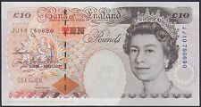 UK GREAT BRITAIN 10 Pounds (1993 - 1998) JJ10 750690 Pick 386a UNC-