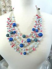 "NEW TALBOTS FUN NECKLACE 20-23""  #2"