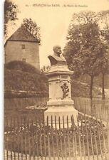 Besançon-les-bains - the Bust of Buchot
