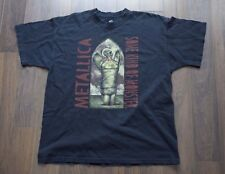 Metallica T Shirt  Some Kind of Monster 2000's Size XL *C0729