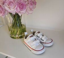 Baby Converse Trainers Size 4