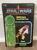 STAR WARS A WING PILOT CARDBACK W ATTCH BUBBLE KENNER VINTAGE 1984 POTF ROTJ