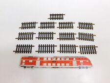 CH152-0,5# 13x Fleischmann Modellgleis H0/DC Trenngleis (1700/4), sehr gut