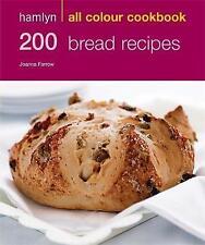 200 Bread Recipes: Hamlyn All Colour Cookbook by Joanna Farrow (Paperback, 2009)