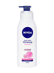 Nivea Whitening Even Tone UV Protect Body Lotion 400ml