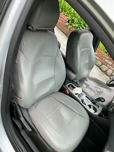 Chevrolet Cruze 2016 17 18 19 leather seat cover front back coverking rhinohide