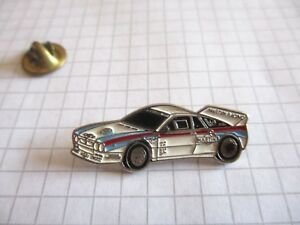 LANCIA RALLY 037 1982 RALLY WORLD CHAMPION - VINTAGE PIN PRIVATE COLLECTION us22