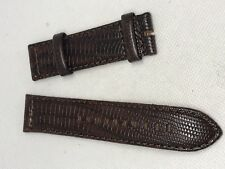 Fossil Band Brown Leather Watch Bracelet Strap  22mm C234